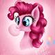 "Чехол для iPhone 5 ""Pinkie Pie v3"" - интернет-магазин чехлов endorphone.com.ua"