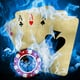 """Чехол для Lenovo Vibe C2 """"Покер"""" - интернет-магазин чехлов endorphone.com.ua"""