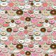 "Чехол для iPad mini ""Пончики в глазури"" - интернет-магазин чехлов endorphone.com.ua"