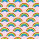 """Чехол для iPhone 5 """"Rainbows"""" - интернет-магазин чехлов endorphone.com.ua"""