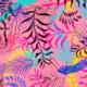 """Силиконовый чехол для Meizu E3 """"Растительный узор 2"""" - интернет-магазин чехлов endorphone.com.ua"""