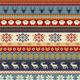 """Силиконовый чехол для Sony Xperia E4g """"Рождественский орнамент"""" - интернет-магазин чехлов endorphone.com.ua"""