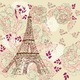 """Чехол для iPhone 5 """"Романтика Парижа"""" - интернет-магазин чехлов endorphone.com.ua"""