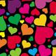 """Гибридный чехол для iPhone 5 """"Сердечка 4"""" - интернет-магазин чехлов endorphone.com.ua"""