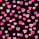 """Силиконовый чехол для Meizu E3 """"Сердечки 2"""" - интернет-магазин чехлов endorphone.com.ua"""