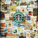 "Чехол для iPhone 5 ""Starbucks v3"" - интернет-магазин чехлов endorphone.com.ua"