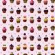"""Защитный чехол для iPhone 5 """"Тортики"""" - интернет-магазин чехлов endorphone.com.ua"""