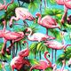 "Чехол для Samsung Galaxy Ace 3 Duos s7272 ""Tropical background"" - интернет-магазин чехлов endorphone.com.ua"