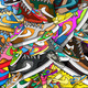"Чехол для iPhone 5 ""World of Nike"" - интернет-магазин чехлов endorphone.com.ua"